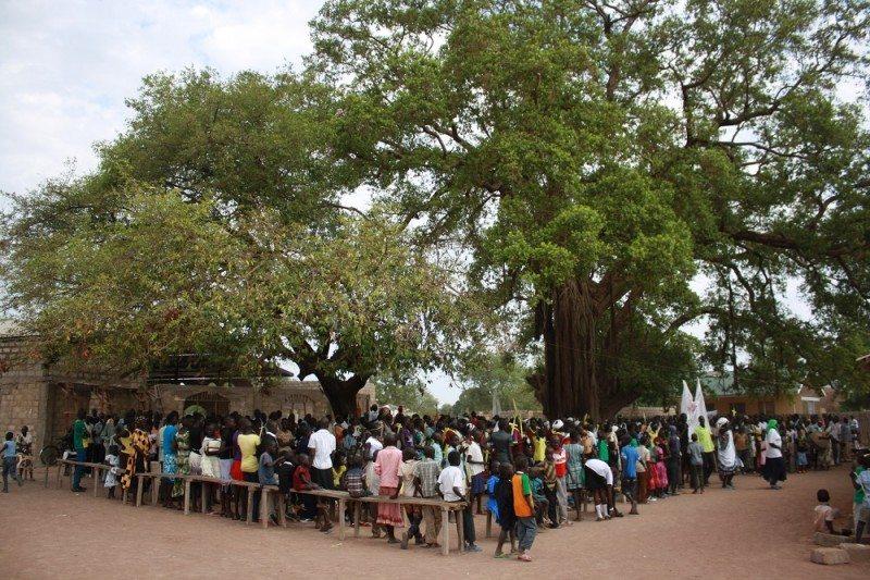 Forgiveness in Sudan