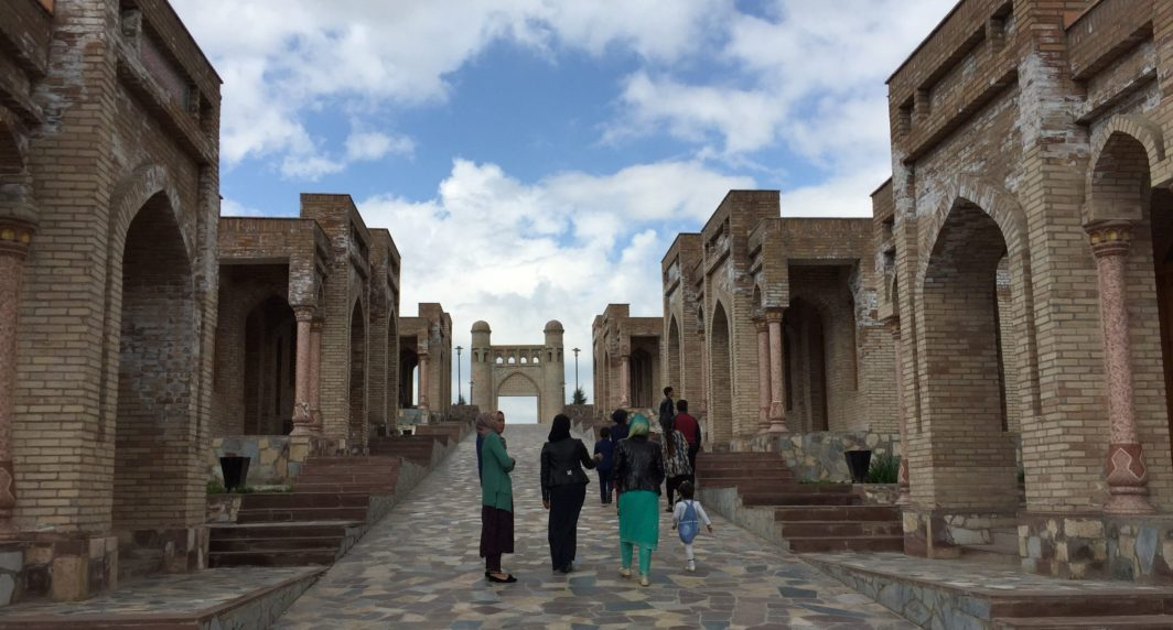 Spiritual Growth Central Asia